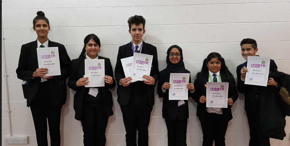 District Youth Speaks Competition at Woodhouse Grove