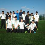 Year 7 Football Team won every game in their league & narrowly missed out on lifting the trophy