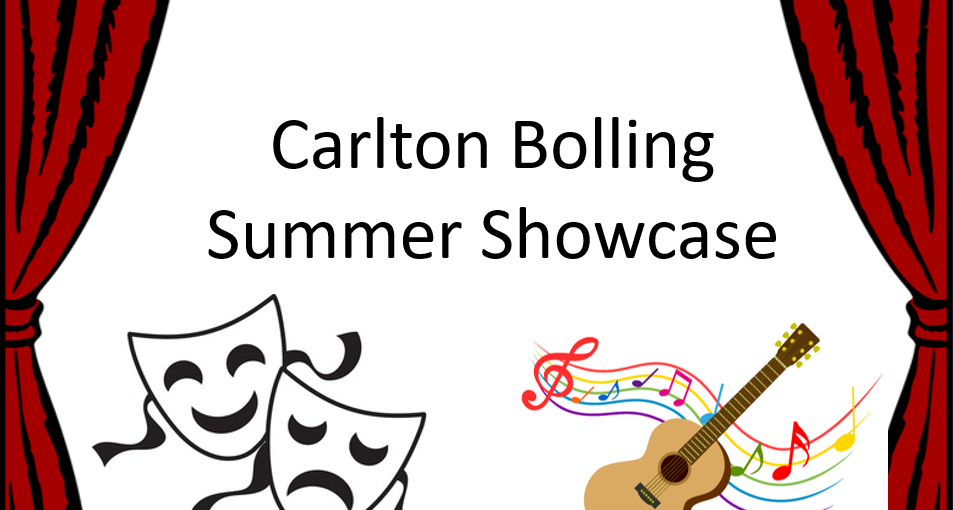 Carlton Bolling Summer Showcase