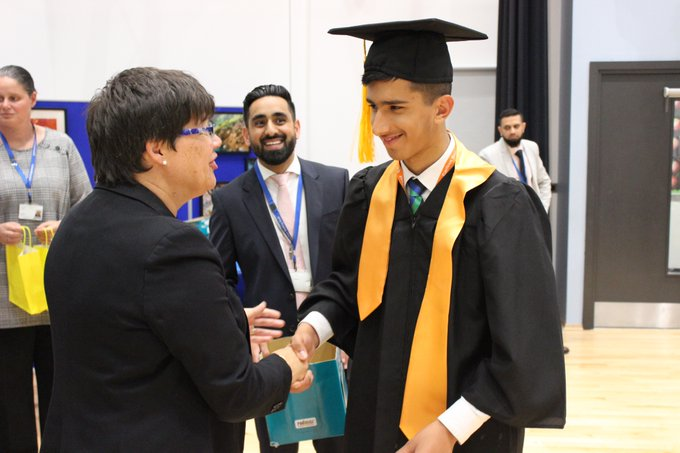 KS3 Graduation to Celebrate Student Achievements