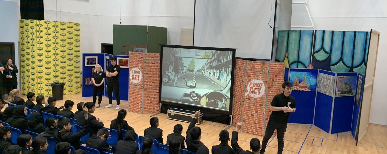 Road Safety Assembly with  @riotact_podcast